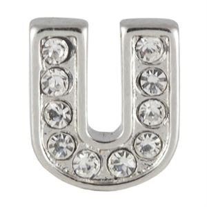 Picture of Silver 'U' Charm