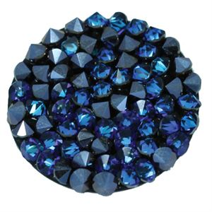 Picture of Large Bermuda Blue Crystal Screen