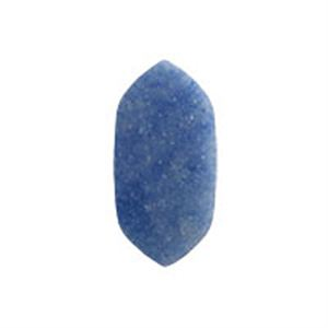 Picture of Large Blue Aventurine Spacer