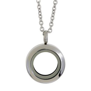 Picture of Mini Silver Locket