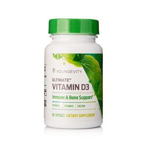 Picture of Ultimate Vitamin D3 60 Capsules