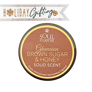 Picture of Ghanaian Brown Sugar and Honey Solid Scent - 0.5 oz